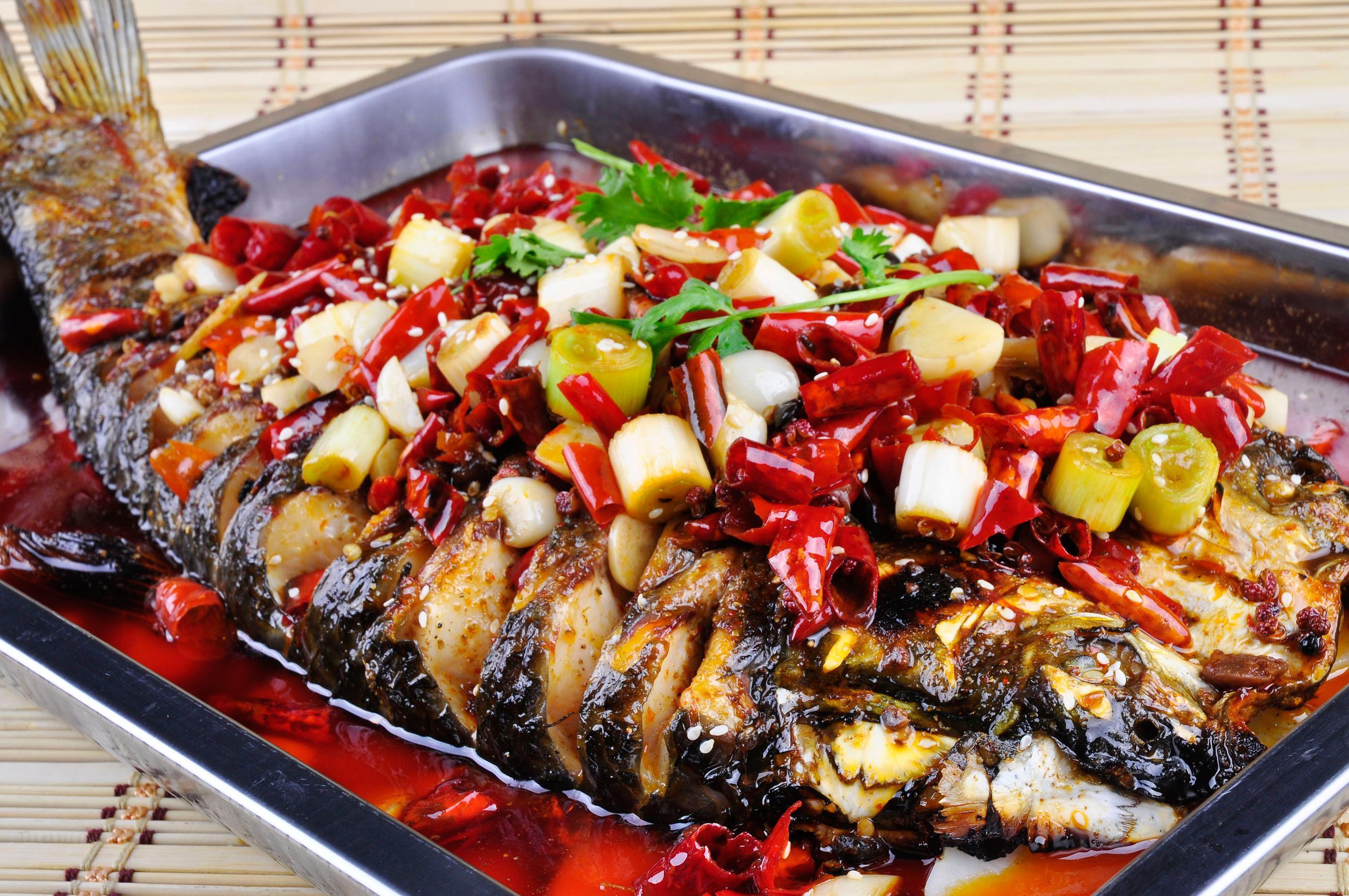 巫山烤鱼+