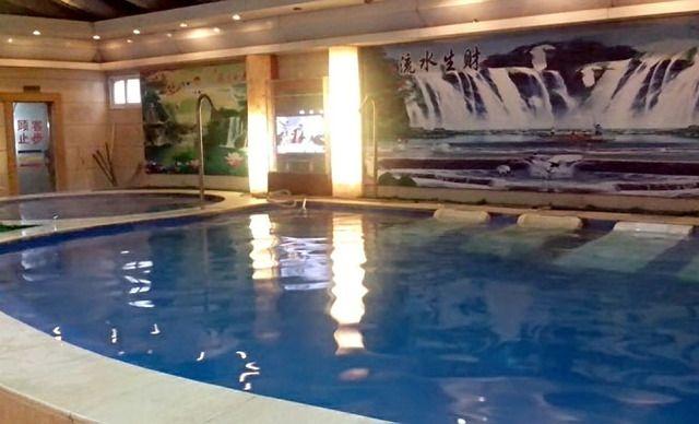 【文峰区】海蓝春大浴场