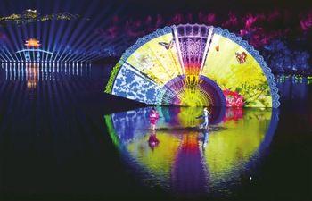 【杨公堤】印象西湖《最忆是杭州》VIP贵宾席(第二场21:15)成人票-美团