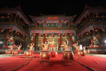 【岱岳区】泰安刘老根大舞台1层包厢坐席票-美团