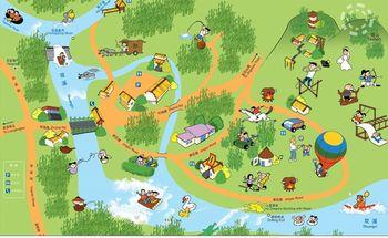 【其它】双溪(竹筏漂流+牛车+电瓶车+双溪乐园5选2)成人票-美团