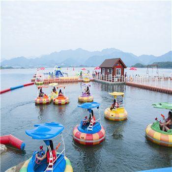 【淳安县】千岛湖欢乐水世界(成人A类通票)-美团