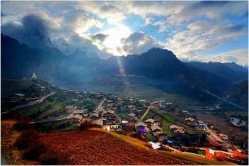 【兰州出发】拉卜楞寺、桑科草原、扎尕那等纯玩3日跟团游*游藏地美景和宗教圣地-美团