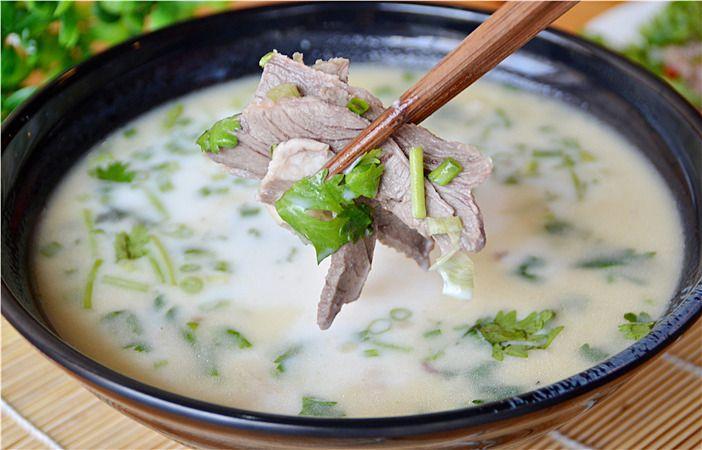 传统羊肉汤