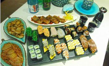 【北海等】晓回转寿司-美团