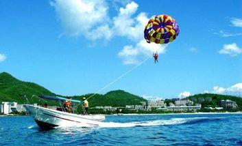 【其它】亚龙湾海底世界专业水上娱乐-美团