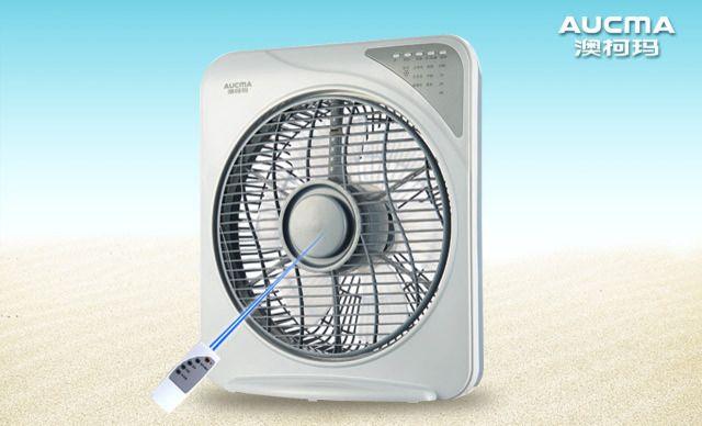 【澳柯玛台扇电风扇】7.5小时定 智能遥控 多种模式出风 多档调节
