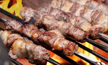 【呼和浩特】东北海鲜烧烤-美团