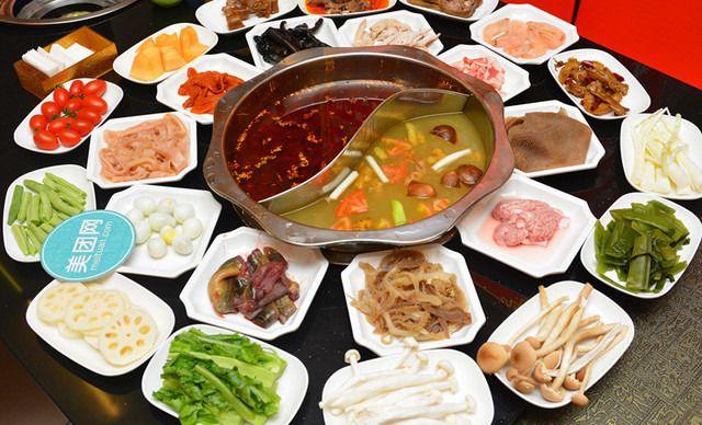 【嘉兴路美食街】各吃各v美食自助美食的火锅韩国视频介绍图片