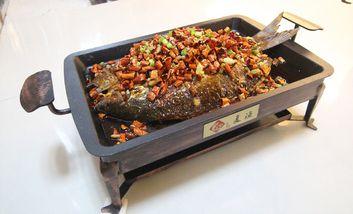 【深圳】夏渔炭火烤鱼-美团