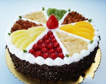 【西安】香叶草蛋糕-美团