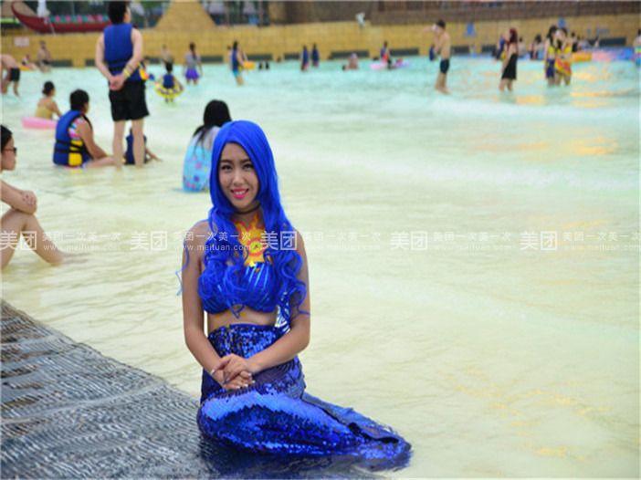 武汉武钢宾馆 武汉欢乐谷夜场 玛雅海滩水公园日场图片