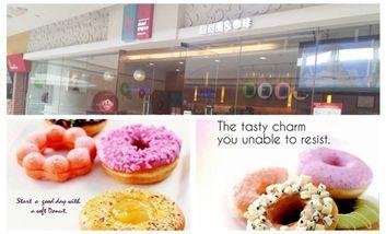 【呼和浩特】Donut stop-站亭·甜甜圈&咖啡-美团