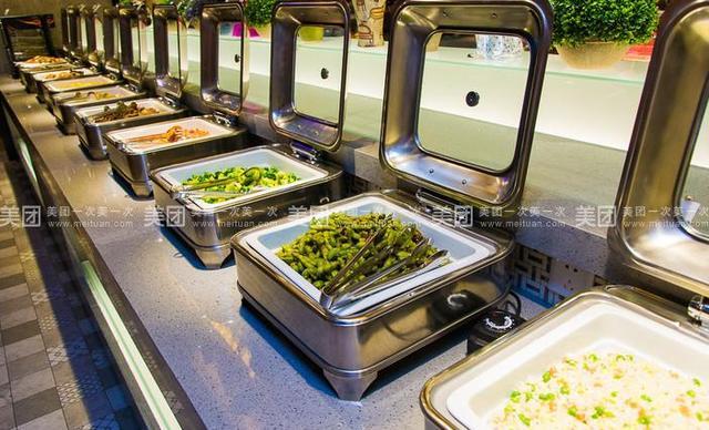 【3店通用】江南金草帽韩式料理自助烤肉餐厅中餐自助,提供免费WiFi