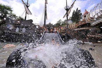 【温泉摩崖石刻群】欢乐水世界门票双人票-美团
