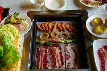 【郑州】优乐烤涮海鲜自助餐厅-美团
