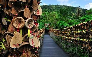 【保亭县】呀诺达雨林文化旅游区门票+游览车(成人票)-美团