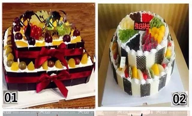 【麦哆蛋糕】蛋糕1选1,约14英寸,圆形