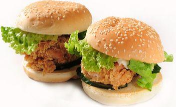 【鞍山】快乐星汉堡-美团