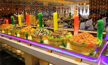 【西安】盛运涮烤自助餐厅-美团