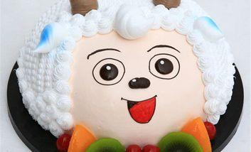 【凌海等】喜乐蛋糕-美团