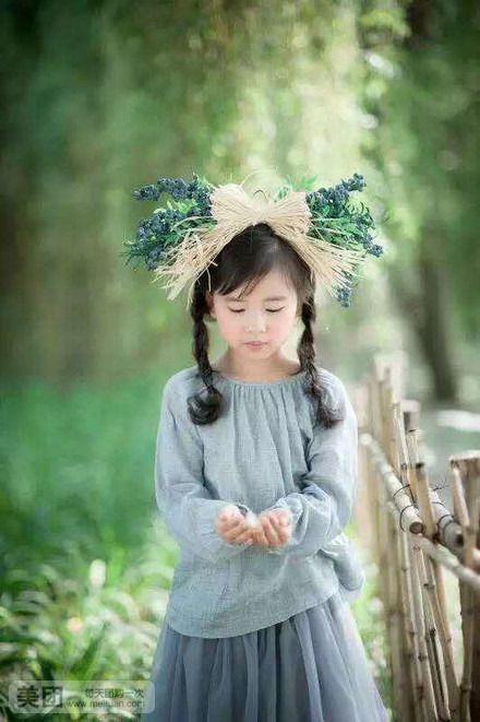 小可爱童星图片