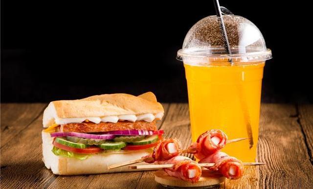 :长沙今日团购:【四英寸现烤三明治】单人三明治套餐,提供免费WiFi