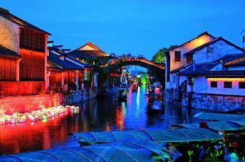 【南浔镇区】南浔古镇(小莲庄-广惠桥)船票(成人票)-美团