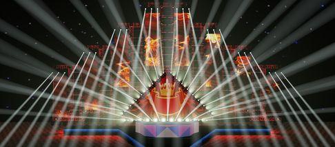 【涪城区】原香国际香草园磁暴国际灯光音乐节门票(成人票)-美团