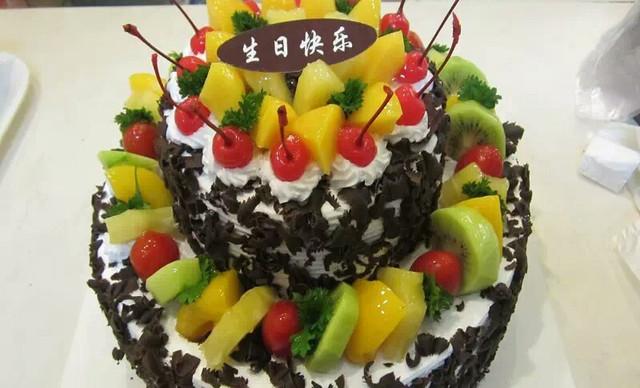 :长沙今日团购:【鹭岛面包】蛋糕5选1,约12英寸