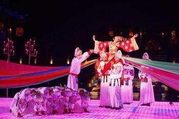 【华清宫】华清池长恨歌舞剧(第一场东西区B)成人票-美团