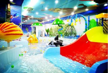 【晋源区】溏鲸象儿童水上乐园平日(儿童票)-美团