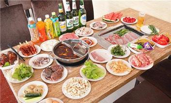 【郴州】韩式烧烤自助火锅-美团