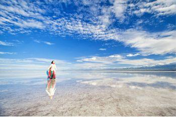 【兰州出发】青海湖、茶卡盐湖2日跟团游*醉美青海+天空之镜-美团