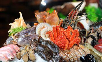 【上海】五月罗马海鲜自助餐厅-美团