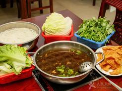 大众点评团:长沙今日团购:茂记牛肉火锅店[火车站]3-4人炖粉套餐,提供免费WiFi,提供免费停车位