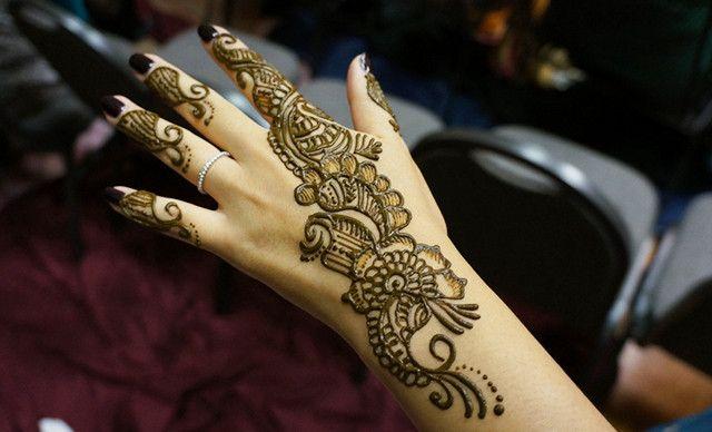 海娜曼印度手绘