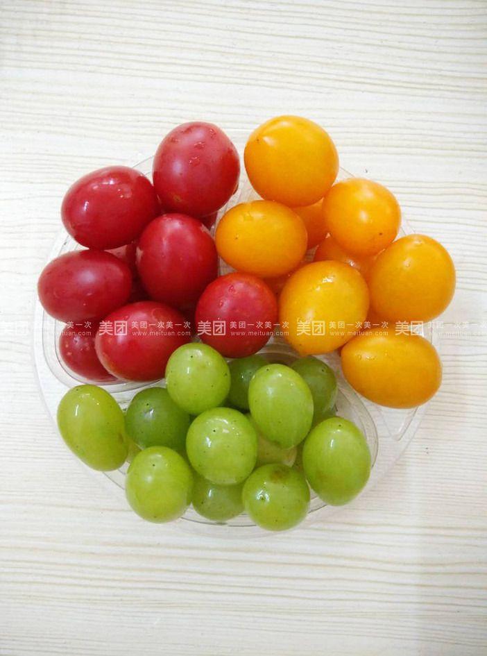 【荆州亲亲果屋团购】亲亲果屋水果3色拼盘团购|图片