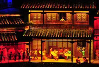 【三姑度假区】印象大红袍普通席+茶博园+爱来印象馆(成人票)-美团