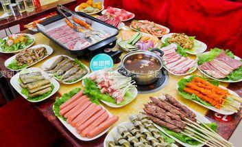 【西安等】韩式纸上烤肉-美团
