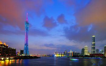 【天河区】珠江夜游海心沙码头-美团