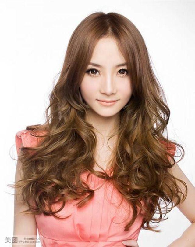 【广州韩美发型团购】韩美发型总监洗剪吹造型团购