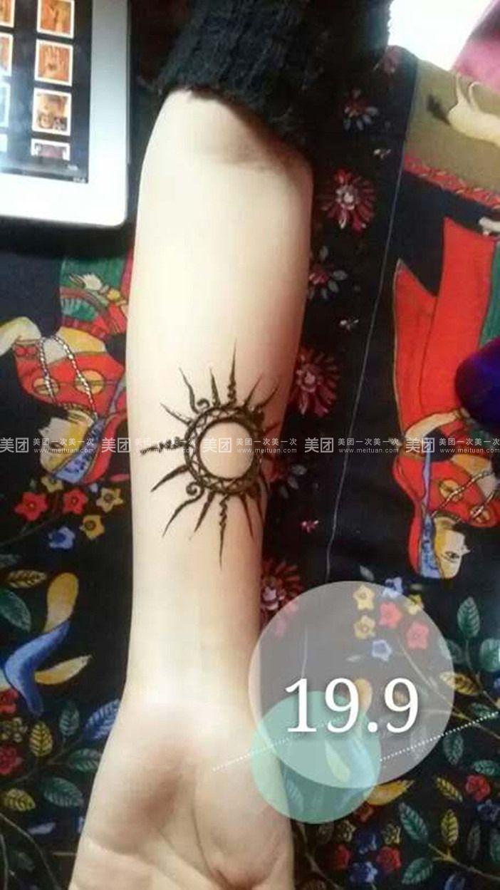 【双鸭山印度蔓海蒂手绘团购】印度蔓海蒂手绘中型