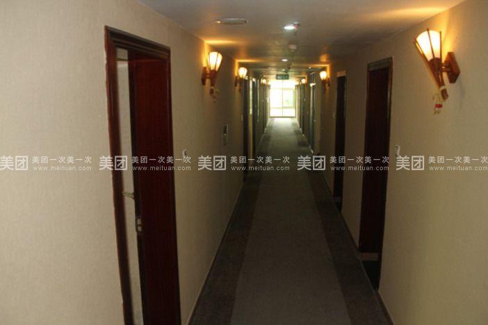 泰茏居度假酒店-走廊