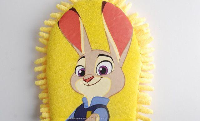 :全国今日团购:【迪士尼疯狂动物城系列-沐浴手套】迪士尼疯狂动物城系列-沐浴手套 洗澡巾