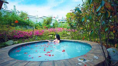 【婺源县】天禧温泉酒店门票(成人票)-美团
