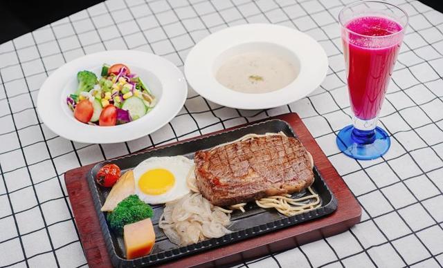 :长沙今日钱柜娱乐官网:【喆啡·咖啡馆】家庭西餐套餐,建议3人使用,包间免费