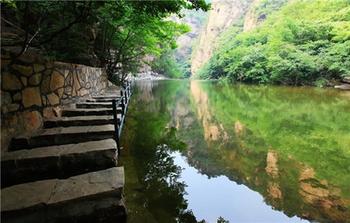 【渑池县】仰韶大峡谷-美团