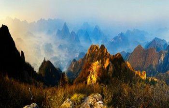【博山区】鲁山国家森林公园三人票-美团