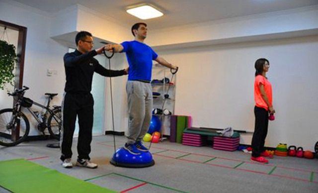【3T健身工作室】私教一对一课程,提供免费W